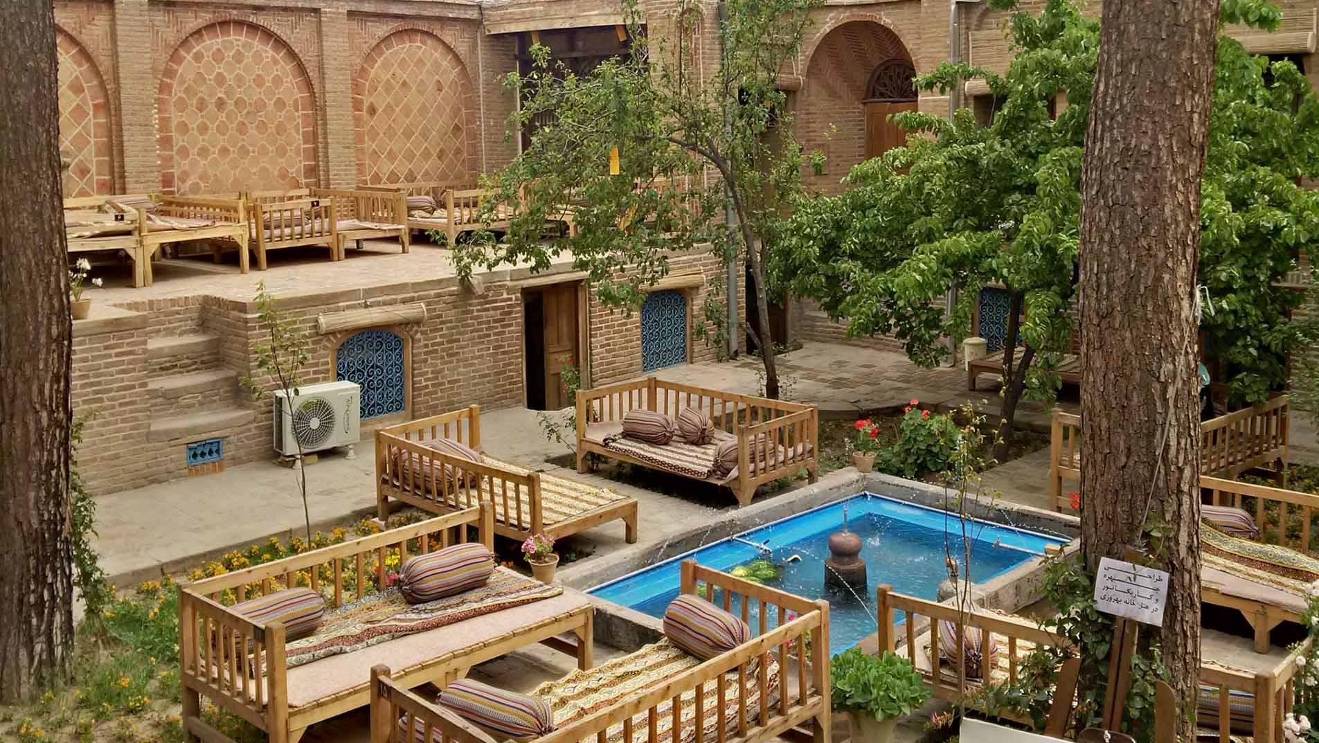 هتل های قزوین ،  جایی برای اقامتی شاد و به یاد ماندنی