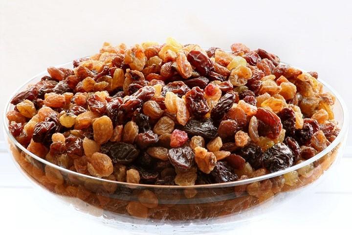 سوغات ایران -کشمش