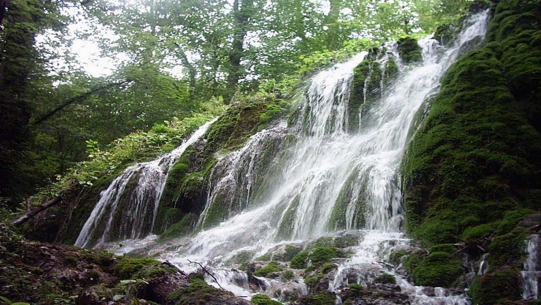 آبشار اوبن ؛ بهشت ششدانگ