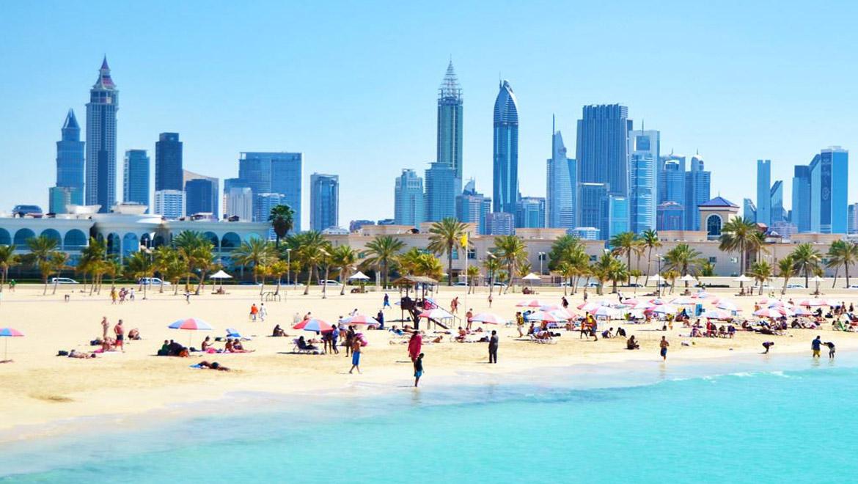 پارک ساحلی جمیرا ؛ اولین پارک ساحلی دبی