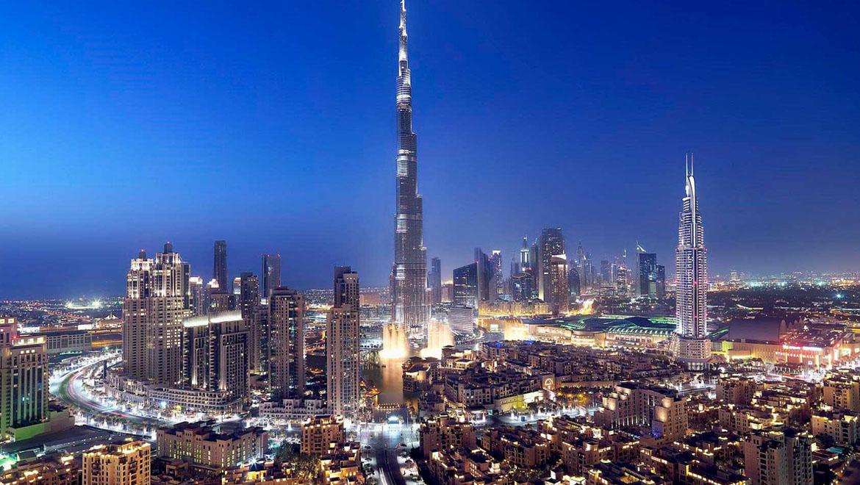 کاور برج خلیفه