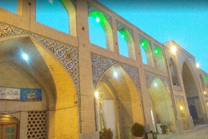 ایوان مسجد