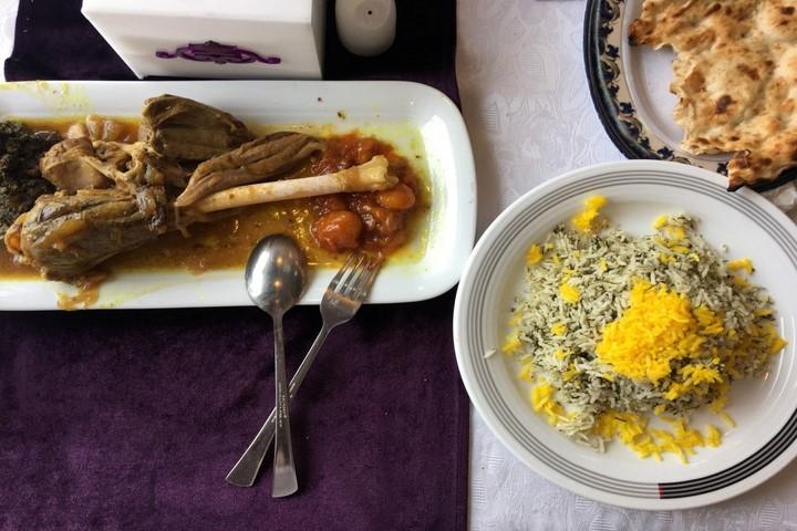 رستوران حاج حسن   رستوران های مازندران