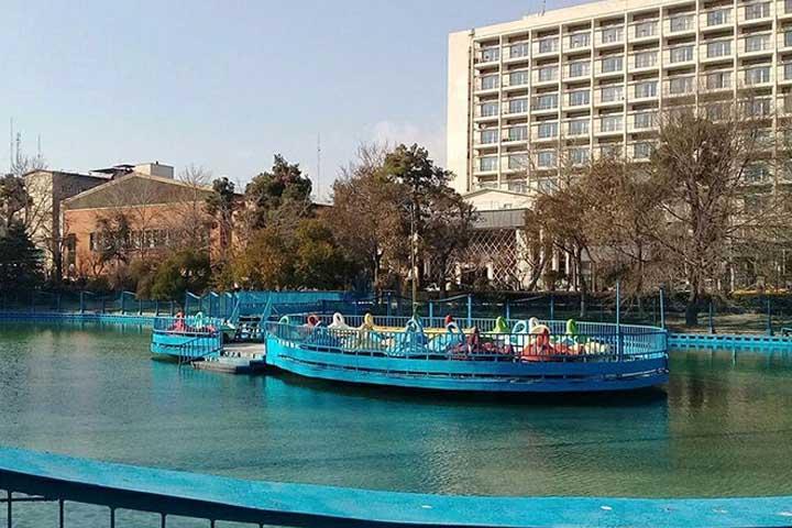 دریاچه پارک شهر تهران