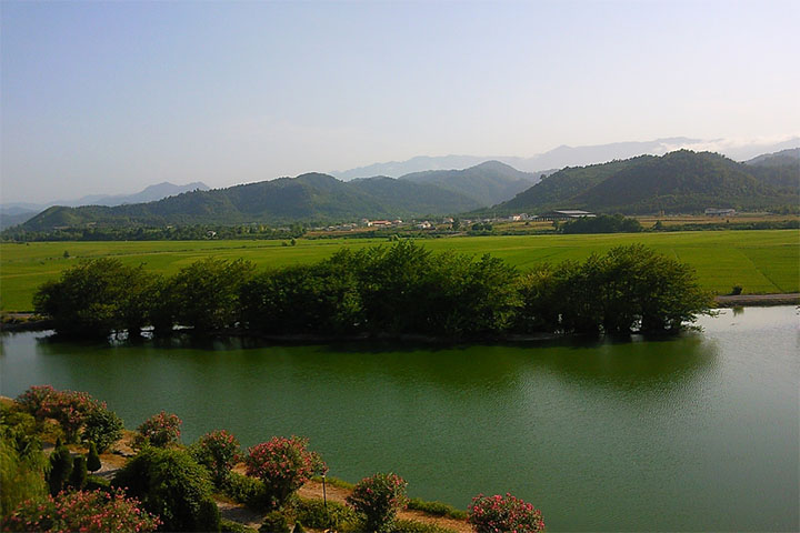 دریاچه یا تالاب استیل