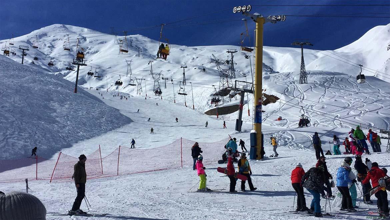 تله کابین توچال ، رویایی کوهستانی از ورزش، تفریح و زیبایی