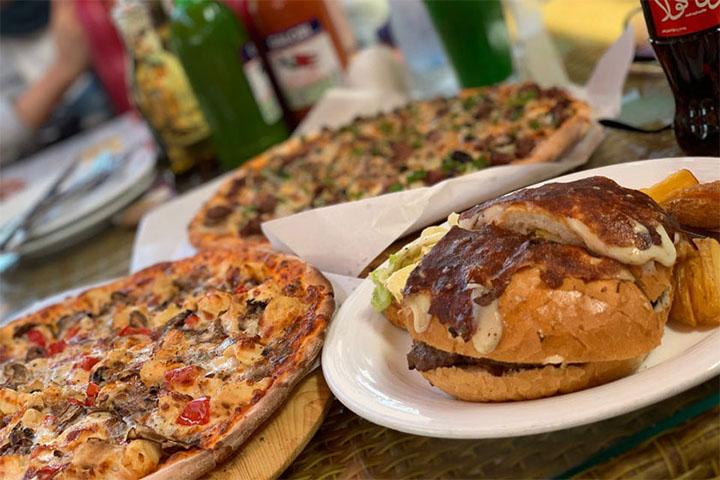 رستوران ایتالیایی دانانو (متل قو)   رستوران های مازندران