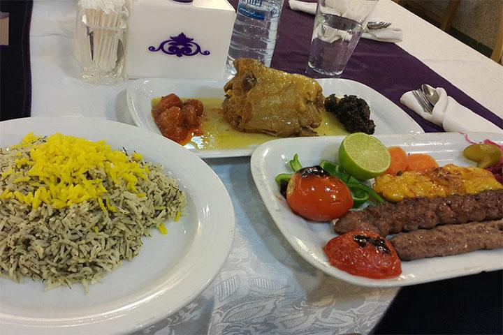 رستوران حاج حسن مازندرانی