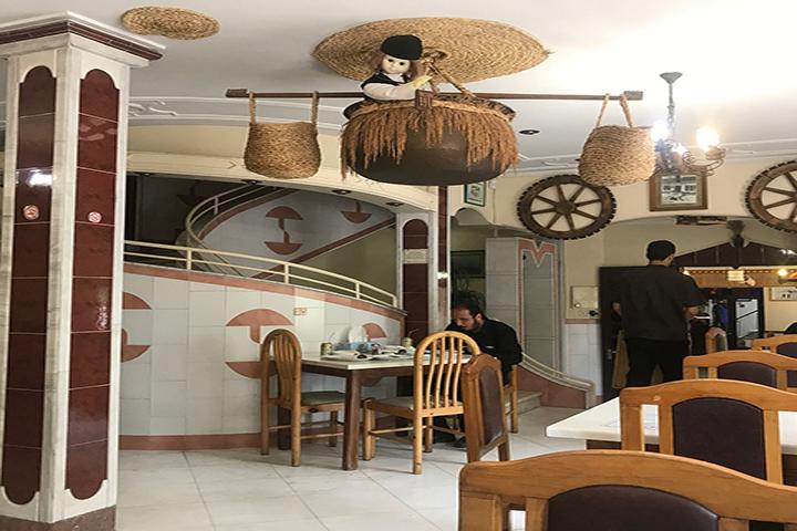 رستوران زیبا | رستوران های لاهیجان