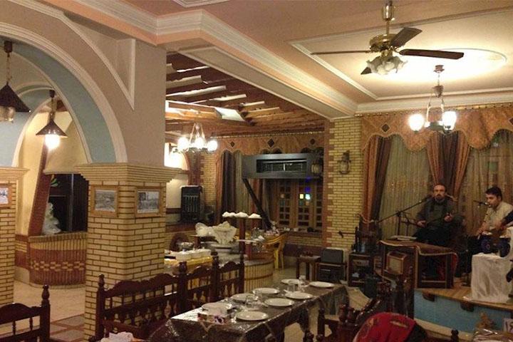 رستوران لاله زار مازندران
