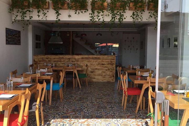 رستوران لبنانی ساج