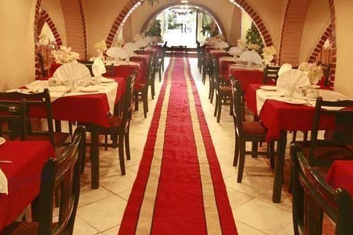 رستوران هتل کوثر   رستوران های مازندران