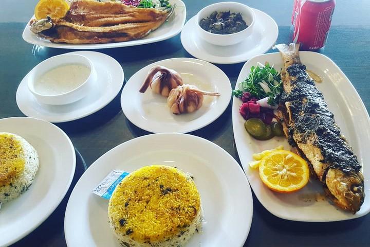 رستوران های مازندران