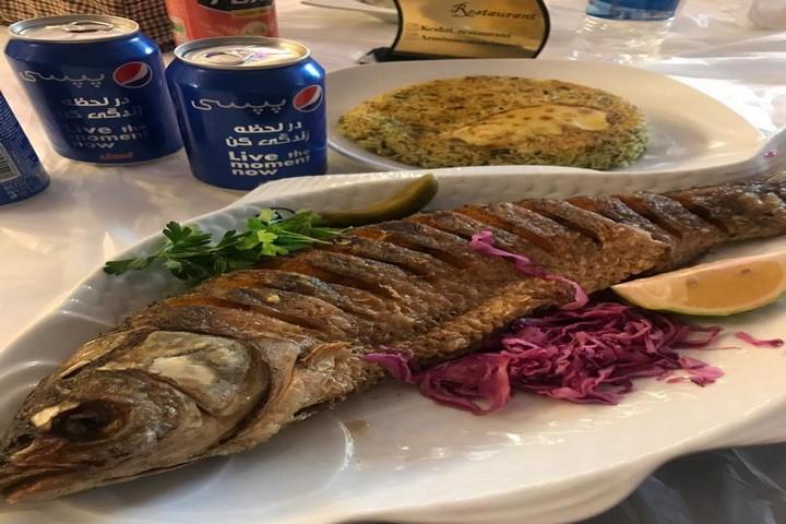 رستوران کشتی   رستوران های مازندران
