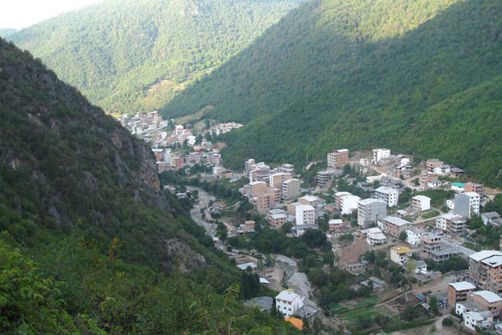 روستای زیارت گرگان