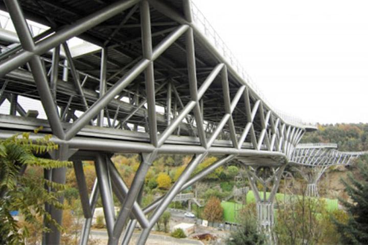 سازه پل طبیعت