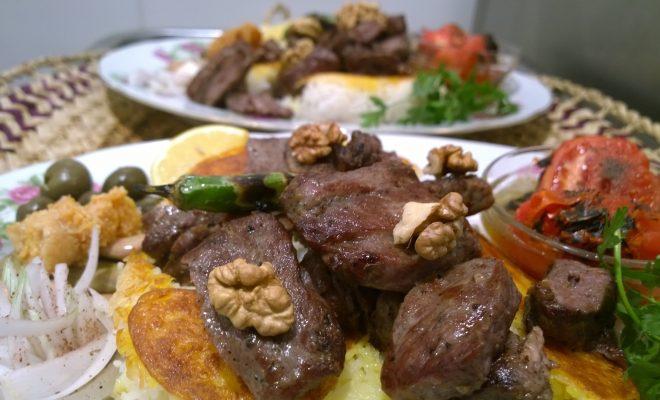 رستوران های مازندران - شاخص