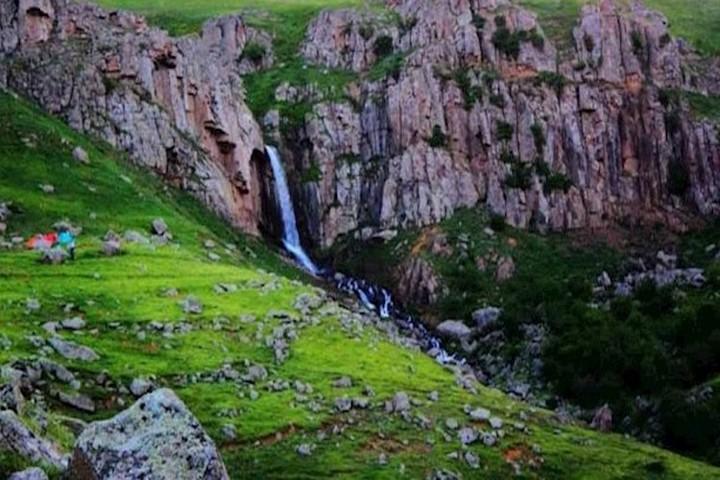 آبشار ورزان