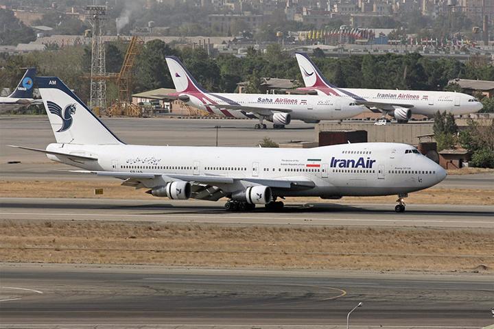 شرکت های هواپیمایی فعال در فرودگاه امام خمینی