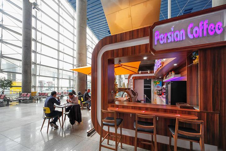 رستورانهای فرودگاه امام خمینی