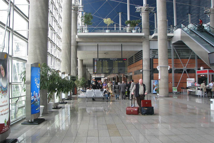 اطلاعات پرواز فرودگاه امام ورودی