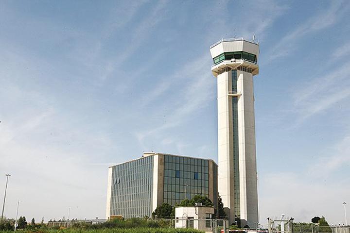 برج مراقبت فرودگاه امام خمینی