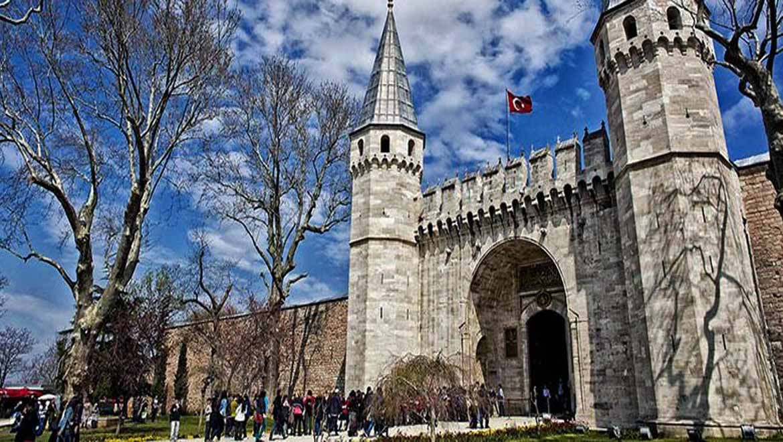 قصر توپ کاپی ؛ الماسی در استانبول