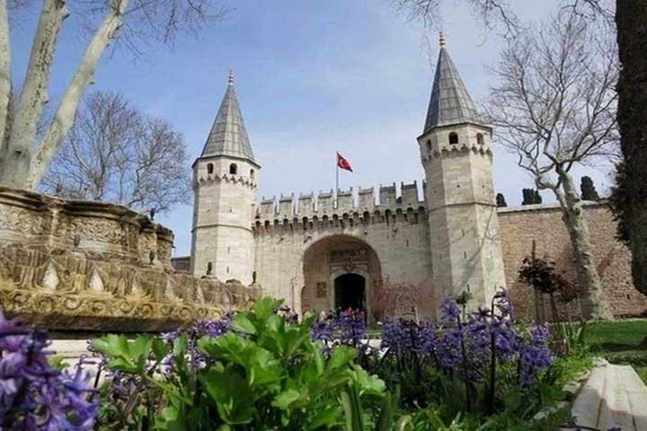 قصر توپ کاپی