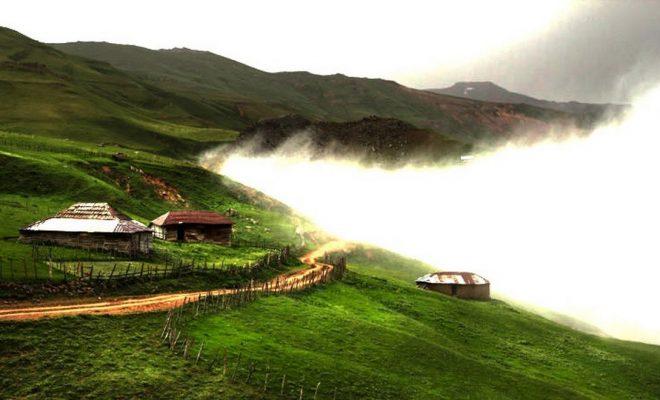 منطقه ییلاقی دوخاله کوه تالش