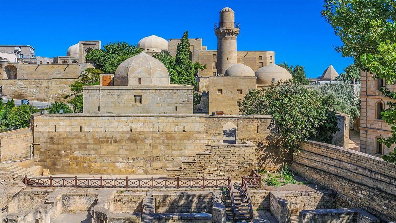 کاخ شیروان شاه ؛ مروارید معماری آذربایجان
