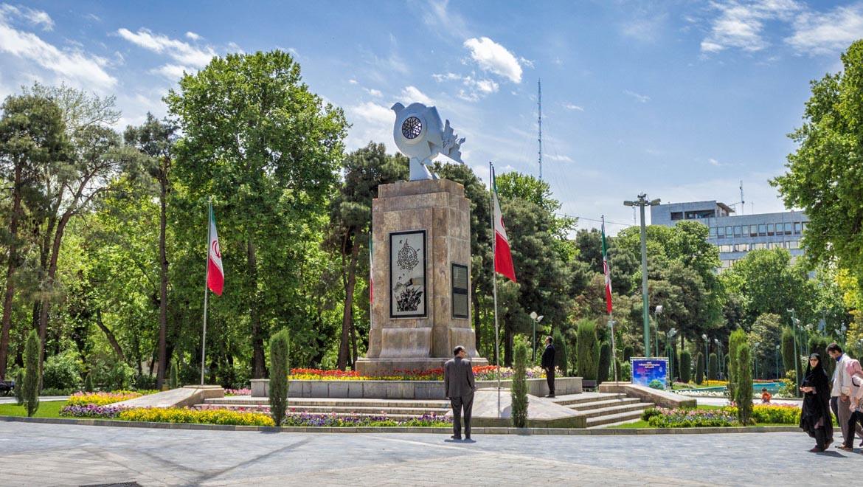پارک شهر تهران ؛ سرسبز و زیبا در قلب پایتخت