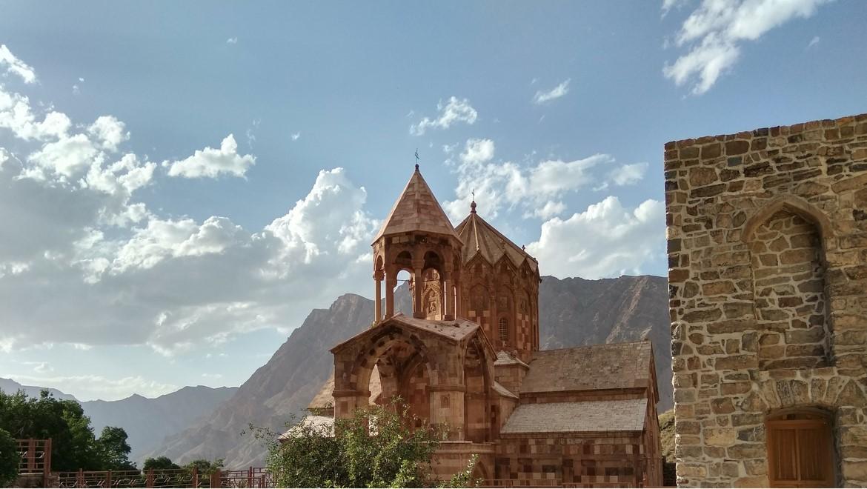 کلیسای سنت استپانوس ، برگی از تاریخ مسیحیان در دل آذربایجان شرقی