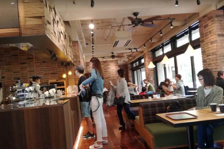 کافه رستوران پارک