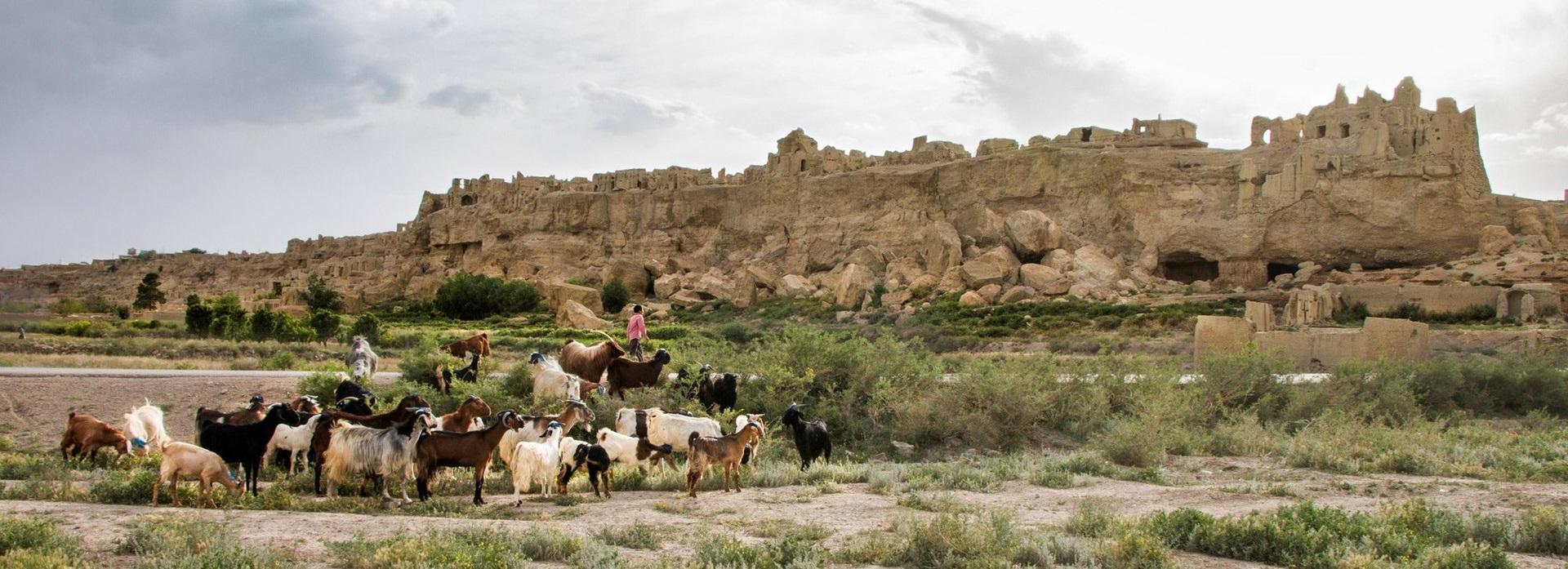 قلعه ایزدخواست ، قلعهای بی همتا و نفوذ ناپذیر در دوره ساسانی