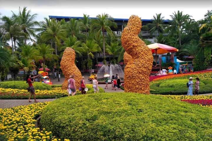 باغ گیاهشناسی نونگنوچ