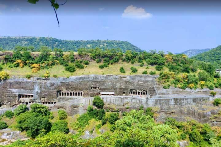غارهای آجانتا