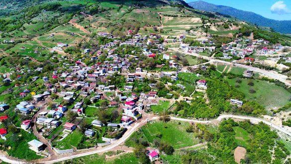 کاور روستای پاقلعه