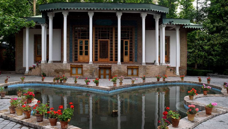 باغ موزه هنر ایرانی ؛ ماکتی از تاریخ و جغرافیای ایران