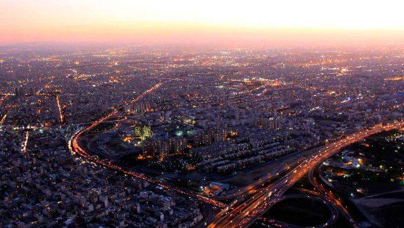 کاور بام تهران