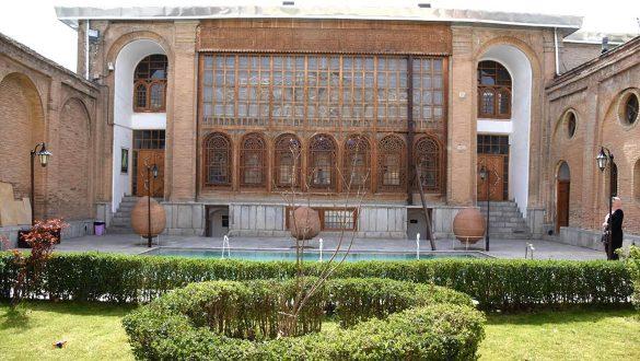 کاور موزه سنندج