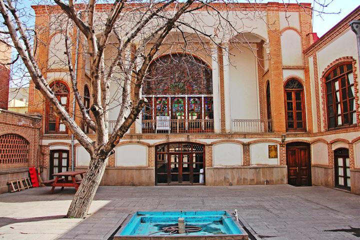 موزه شهرداری تبریز