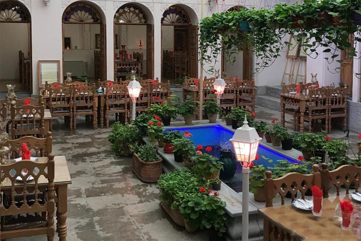 خانه همدمالسلطنه اصفهان