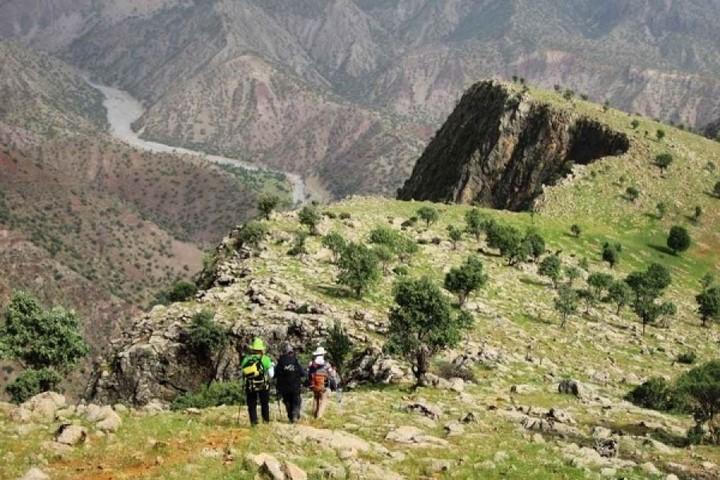 مسیرهای پیاده روی ایران