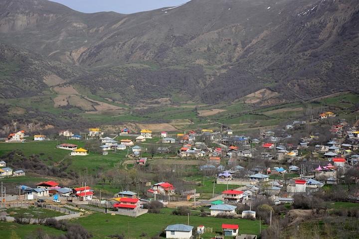 روستای داماش