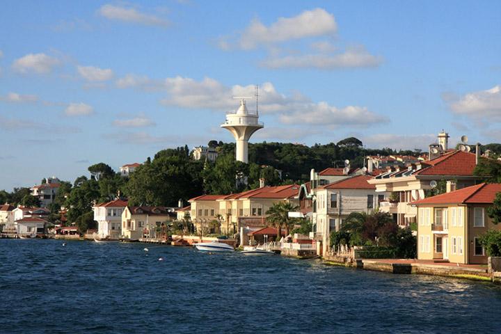 روستای کانلیکا | جاهای دیدنی استانبول