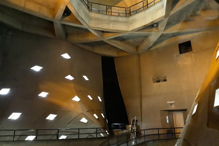 میدان آزادی | طبقه سوم برج آزادی