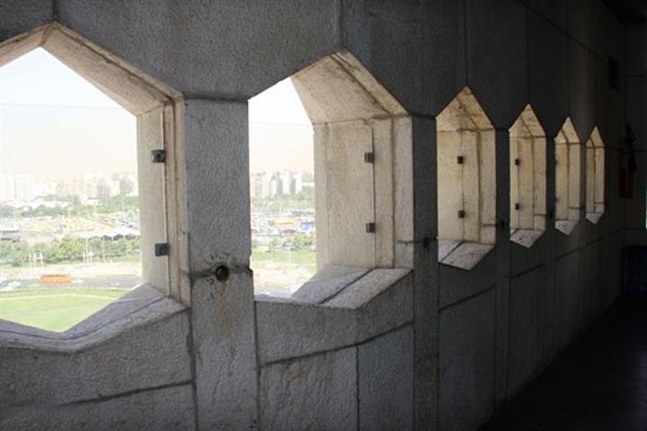میدان آزادی | طبقه چهارم برج آزادی
