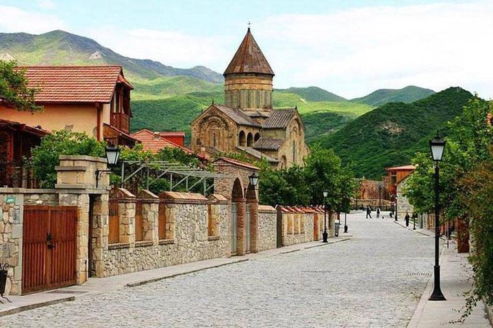 متسختا گرجستان