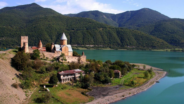متسختا گرجستان ، یادگار عصر باشکوه