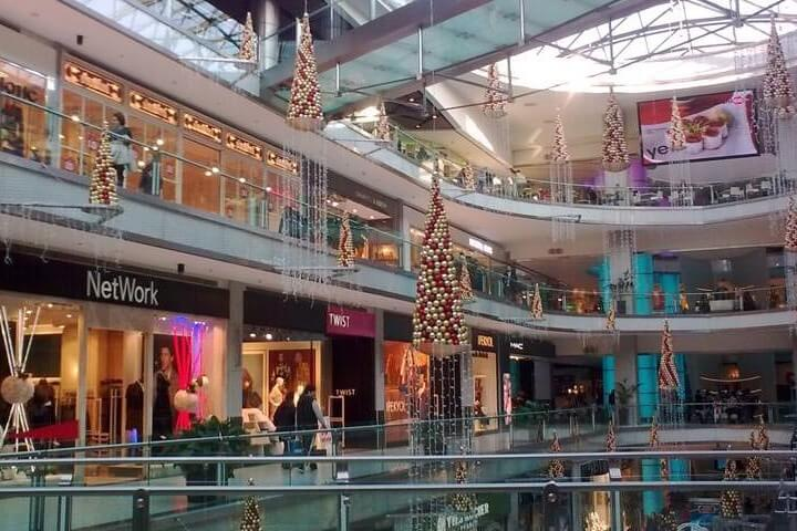 مرکز خرید پالادیوم کجاست؟
